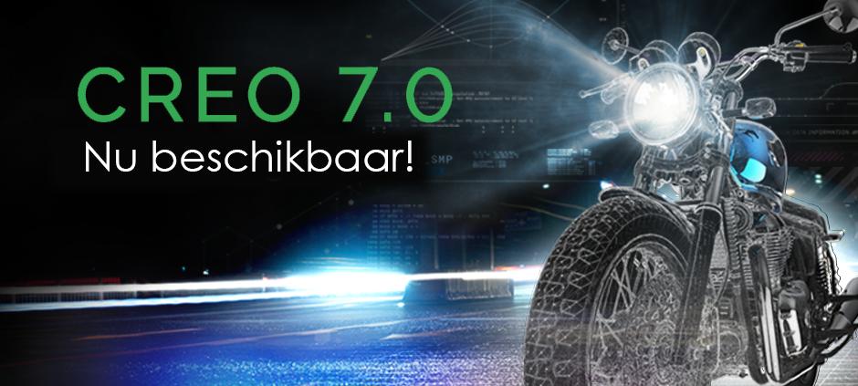 PTC Creo 7.0 is nu beschikbaar